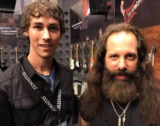 w/John Petrucci